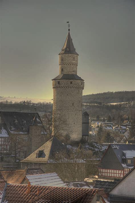 zeil hexenturm hexenturm idstein foto bild deutschland europe