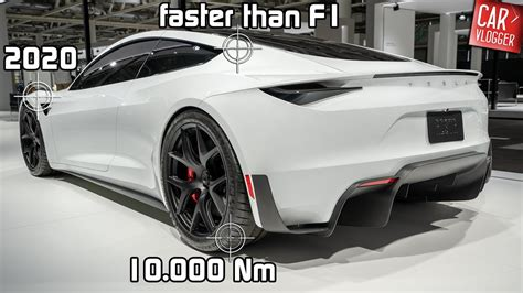 New 2020 Tesla by Roadster 2020 Tesla Roadster Tesla Review Release