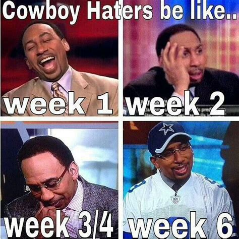 Dallas Cowboy Hater Memes - 25 best ideas about cowboy humor on pinterest john
