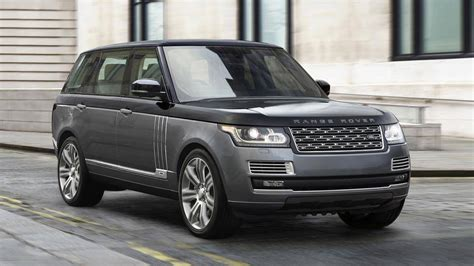 expensive land rover land rover unveils the most expensive suv made