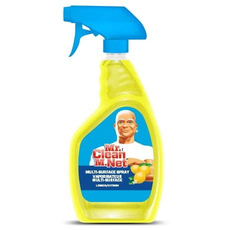 mr clean bathroom products cleaning spray mr clean 174