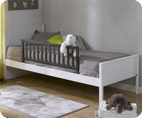 hacer barandilla cama barrera de cama 120x40cm para cama juvenil color gris
