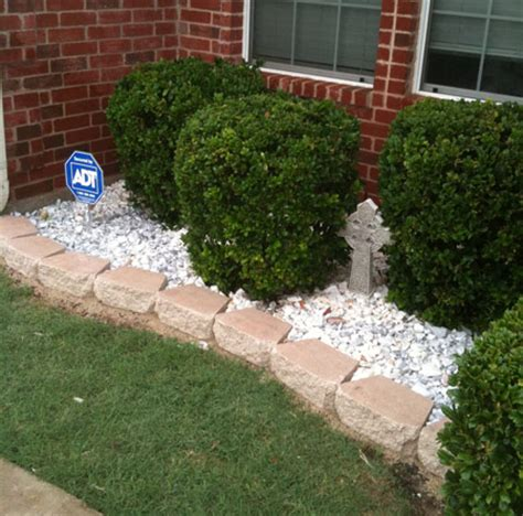 Home Depot Landscaping Bricks by Garden Bricks Home Depot