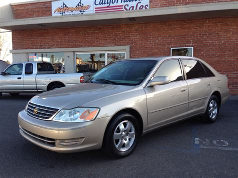 2004 Toyota Avalon Mpg Used 2004 Toyota Avalon For Sale Carsforsale
