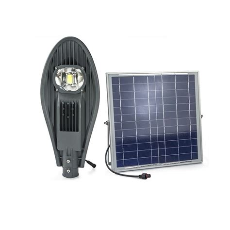 Lu Led 50w luminaria led solar 50w de potencia con lupa para exterior