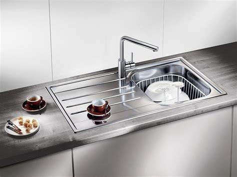 lavello incasso una vasca lavello a una vasca da incasso in acciaio inox con