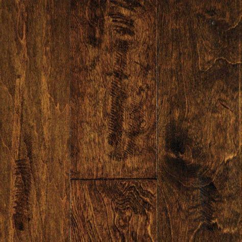 Inch Engineered Hardwood Flooring Mullican Flooring 5 Inch Maple Brownstone Sculpted 1 2 Inch Engineered Hardwood Flooring
