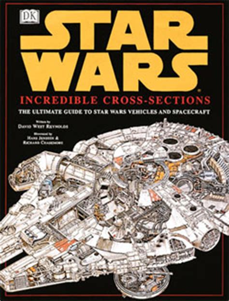 cross section book theforce net books reviews star wars incredible