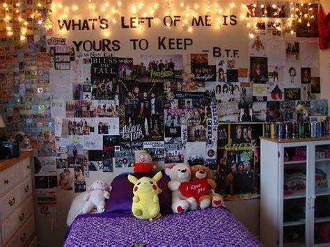 emo bedroom ideas teenage bedrooms tumblr google search music bedroom