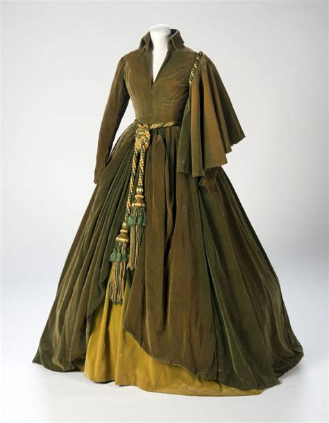 gone with the wind curtain dress iconic gone with the wind dresses restored toronto star