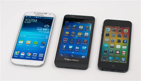 blackberry z10 verizon blackberry z10 review from an iphone owner