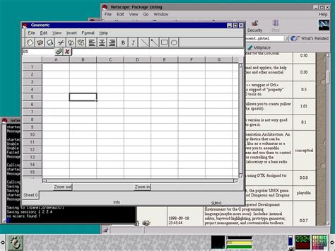 Spreadsheet Programs by Electronic Spreadsheet Software Definition Spreadsheets