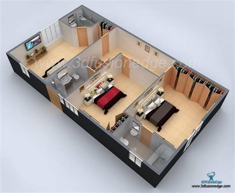 3d Floor Plan Rendering by 3d Floor Plan Rendering For Your House De