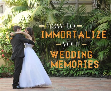 Wedding Aisle With Pictures Of Memories by How To Immortalize Your Wedding Memories In A Wedding