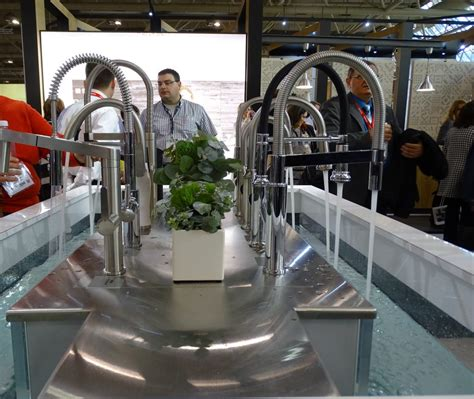 Designers Plumbing by Interior Design Show Toronto Focuses On The Future Hpac