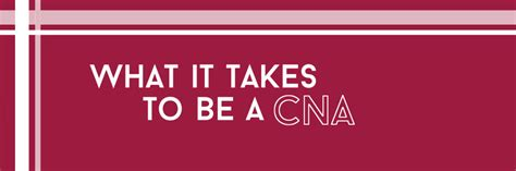 what it takes to be a cna gabriel health institute