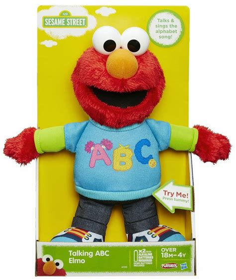 M Sesame Abcs sesame talking abc elmo at mighty ape australia