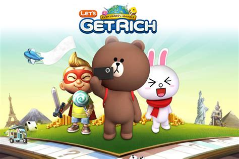 download game line get rich mod apk offline kumpulan update special event lets get rich agustus 2018