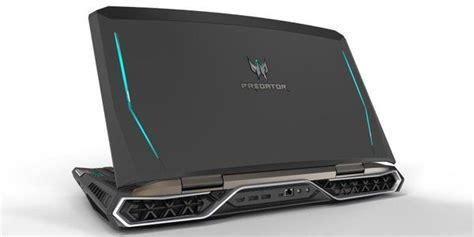 Spesifikasi Laptop Acer Predator acer predator 21 x laptop spesifikasi sli gtx 1080 gadgetren