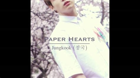 download mp3 jungkook bts paper heart paper hearts cover jeon jungkook bts youtube