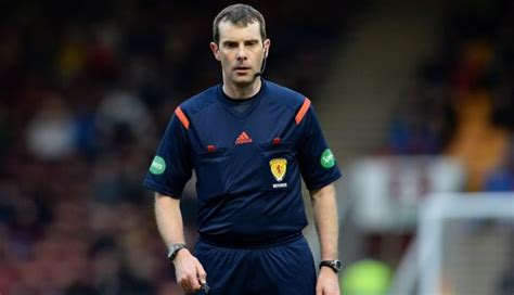 The Championship Table Referees For Weekend Games Scottish Professional