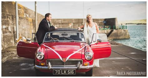 Wedding Car Mayo by David Lacken Church Mount Falcon Hotel Ballina