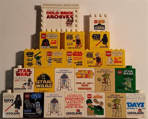 Lego Wars Starwars Brick lego wars duplo and lego promotional bricks
