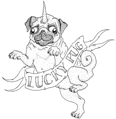 amazing pug 10 pug designs and ideas