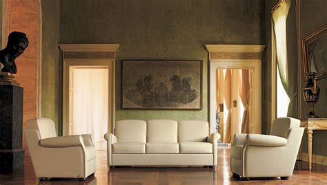 mascheroni divani divano classico in pelle cocooning mascheroni