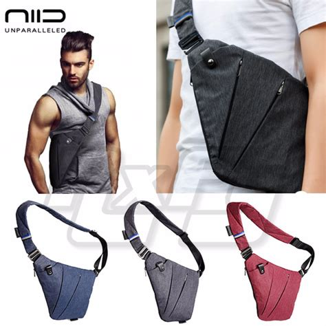 Gucci Broche Gg Sling Bag Ac865 niid fino gray blue premium sling shoulder