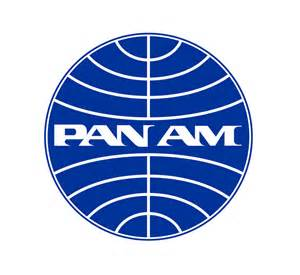 Old pan am logo high resolution shapes made with illustrat