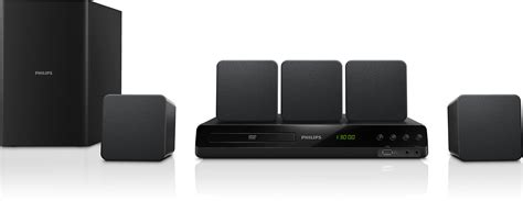 The Best Small Home Theater Speakers 5 1 Dvd Home Theater Htd3510g 94 Philips