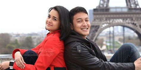 video film magic hour ciuman magic hour michelle ziudith dimas anggara cinta