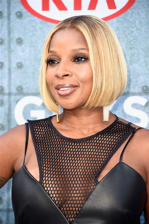 mary j blige hairstyles 2014 mary j blige hairstyles 2014 hairstylegalleries com