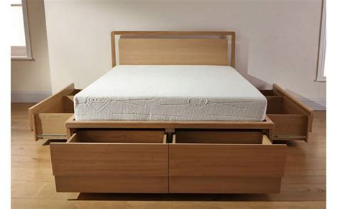 beds with storage drawers full platform bed with storage drawers andreas king bed