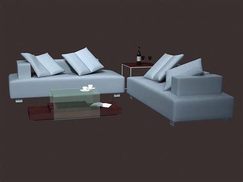 free 3d living room sets modern living room set 3d model 3dsmax files free download