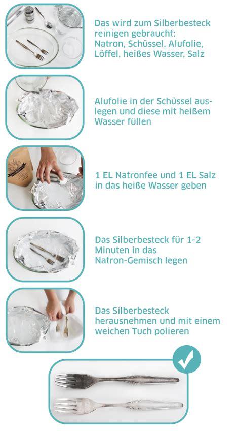 Altes Silberbesteck Reinigen silberbesteck reinigen
