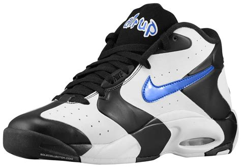Air Up by Nike Air Up 14 Black Royal White Release Date