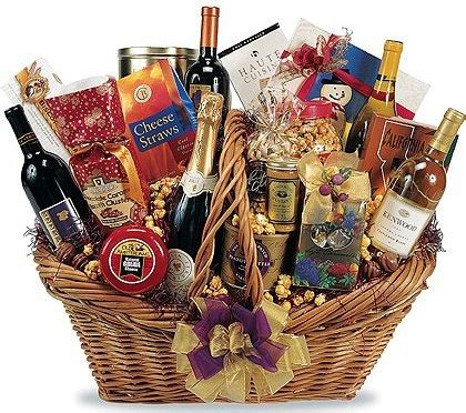 Food Gift Baskets - gourmet food gift baskets are for you