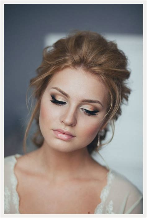 Wedding Hair And Makeup For Bridesmaids by Best 25 Wedding Makeup Ideas On Bridal Makeup