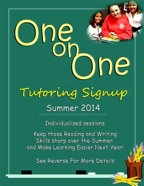 tutoring flyer template 9 best tutoring images on tutoring flyer