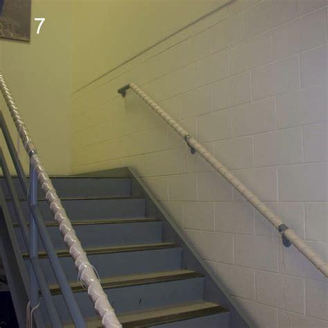 basement wrap basement pole knot wrap
