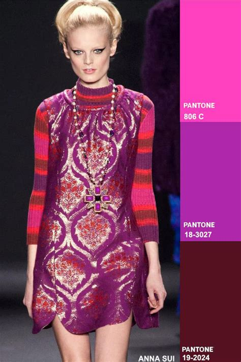 fashion color trends 2015 colors fashion trend forecast fall winter 2014 2015 key