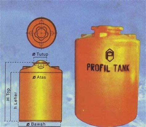 Tangki Air Plastik Profil Tank 1100 Liter Tda tandon tangki air profil tank tda 1200 liter