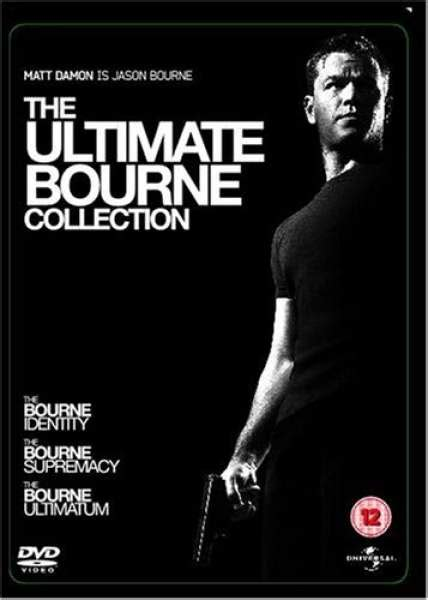 The Ultimate Bourne Collection DVD | Zavvi.com