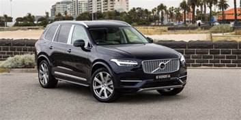 Volvo Xc90 2017 Volvo Xc90 Excellence Review Caradvice