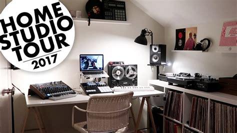 beatmakers home studio setup youtube