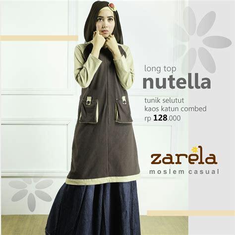 Zarela Atasan Bit Mojito sik sik clothing sik clothing busana muslimah