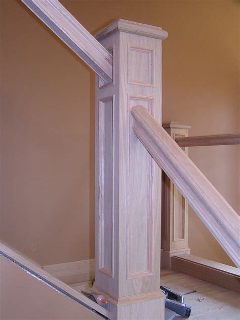 How To Restain Stair Banister How To Restain Stair Rail Home Design Ideas