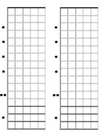 Guitar Fretboard Template by Software Guitar Fretboard Diagram Generators
